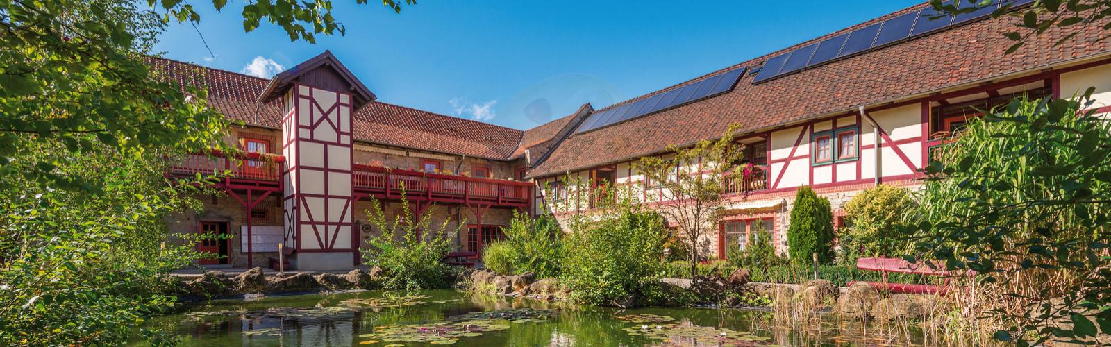 Gut voigtl nder ihr 4 sterne wellness hotel im harz for Hotel mit schwimmbad harz